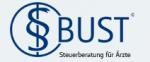 BUST logo